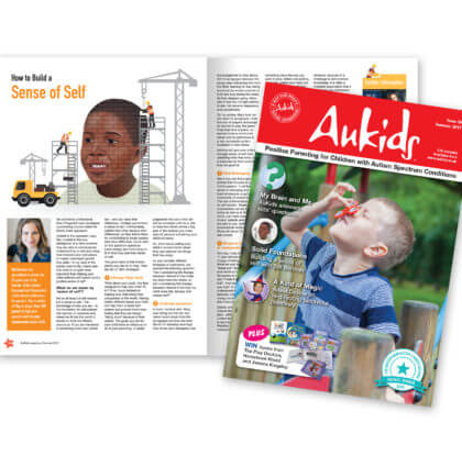 AuKids Magazine – Illustrations & Graphic Design