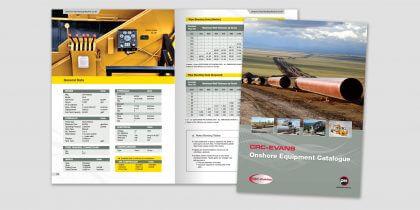 Brochures for CRC Evans & PIH