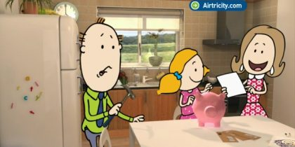 Airtricity – Kitchen