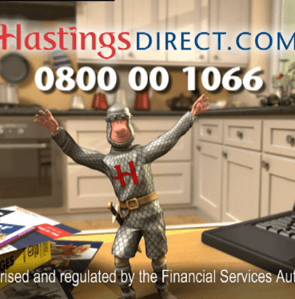 Hastings TVC