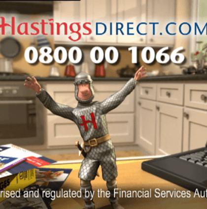 Hastings TVC